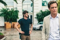 Novo TRAILER de 99 HOEMES traz performances intensas de Andrew Garfield e Michael Shannon