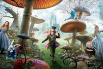 ALICE IN WONDERLAND: THROUGH THE LOOKING GLASS da Disney inicia produção com equipe e elenco premiados