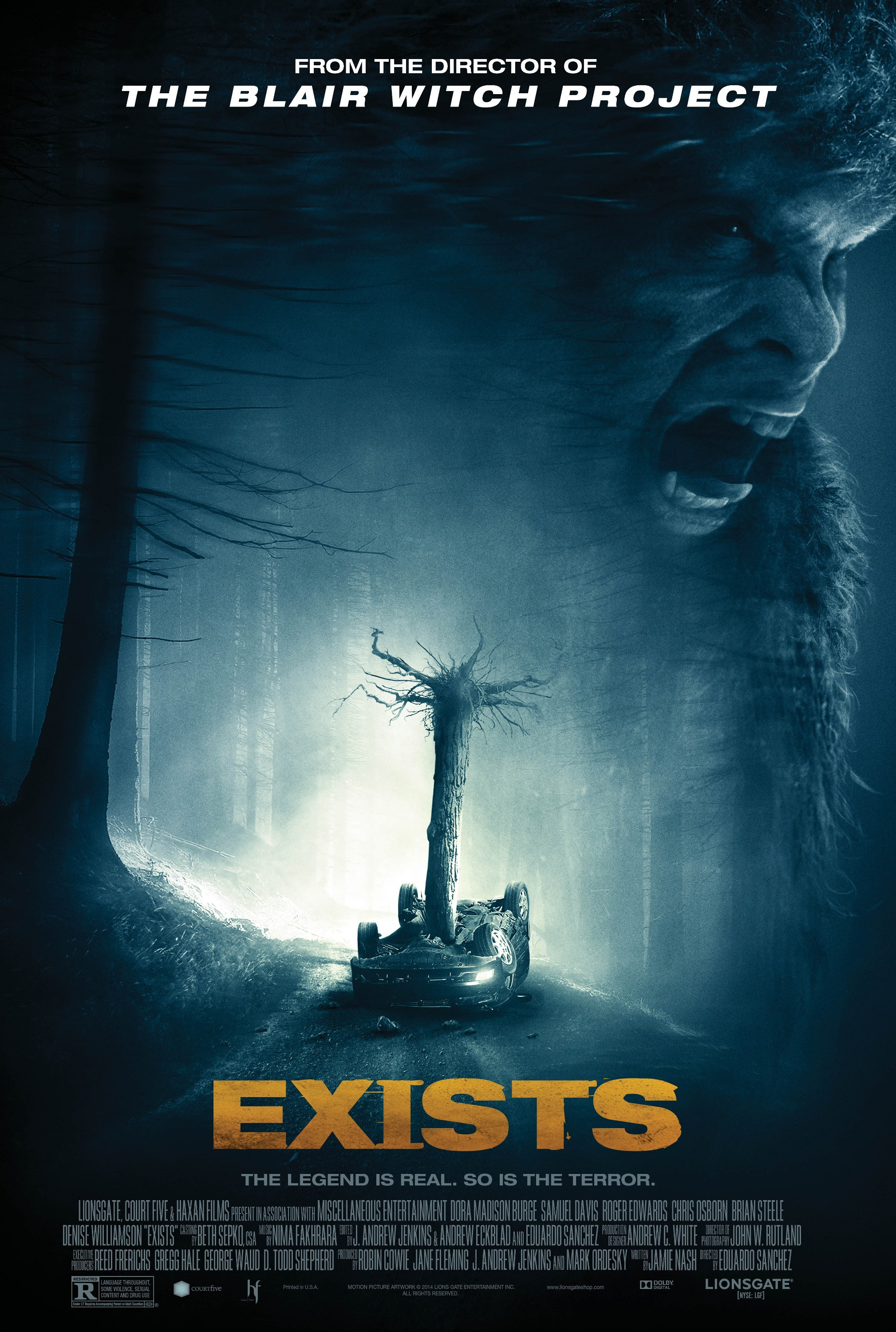 Exists-Official Poster Banner PROMO XXLG-28AGOSTO2014
