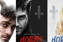 Daniel Radcliffe e Juno Temple nos CARTAZES de personagens para HORNS!