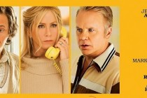 John Hawkes, Jennifer Aniston e Tim Robbins no BANNER da comédia LIFE OF CRIME