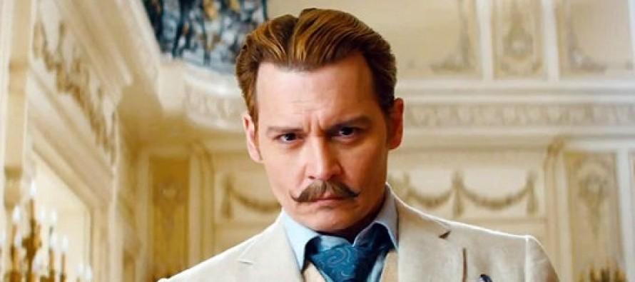 MORTDECAI com Johnny Depp, Gwyneth Paltrow e Ewan McGregor ganha primeiro TRAILER!