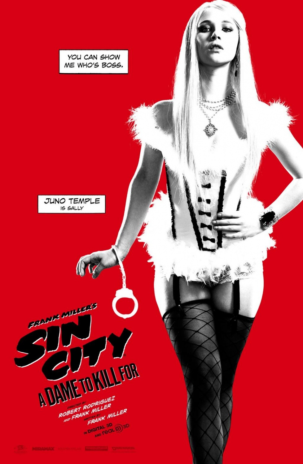 Sin City A Dame to Kill For-Official Poster Banner PROMO-18AGOSTO2014-01