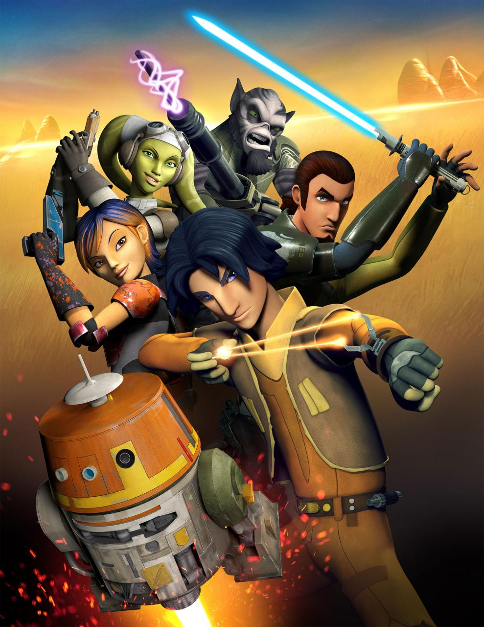 Star Wars Rebels-Sabine-PROMO PHOTOS-25AGOSTO2014