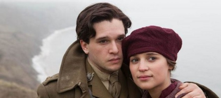 TESTAMENT OF YOUTH, com Kit Harington e Alicia Vikander ganha primeiro TRAILER!
