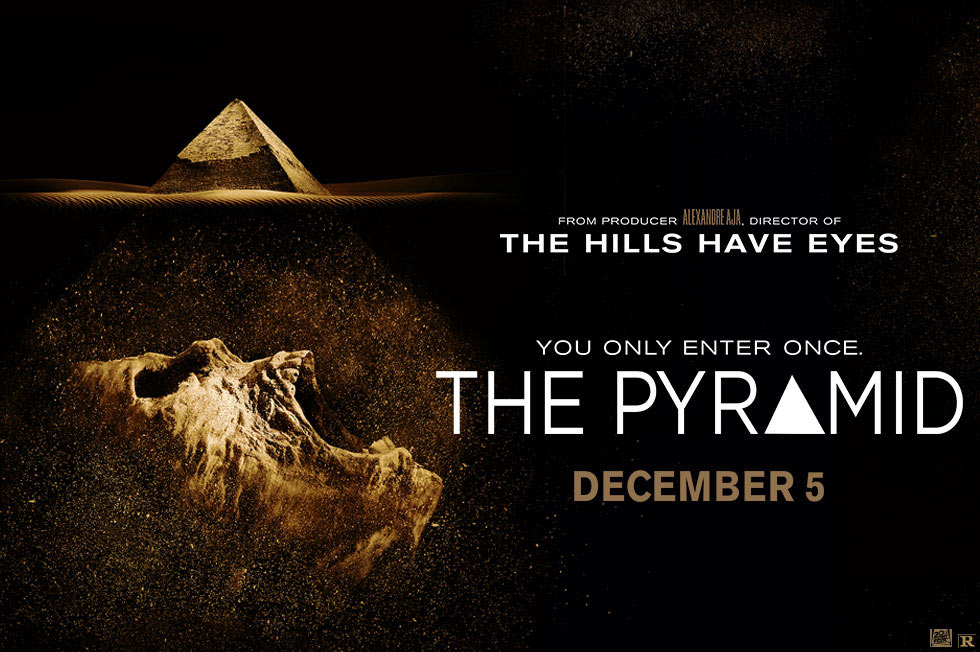THE PYRAMID-Official Poster Banner PROMO XLG-29AGOSTO2014-01