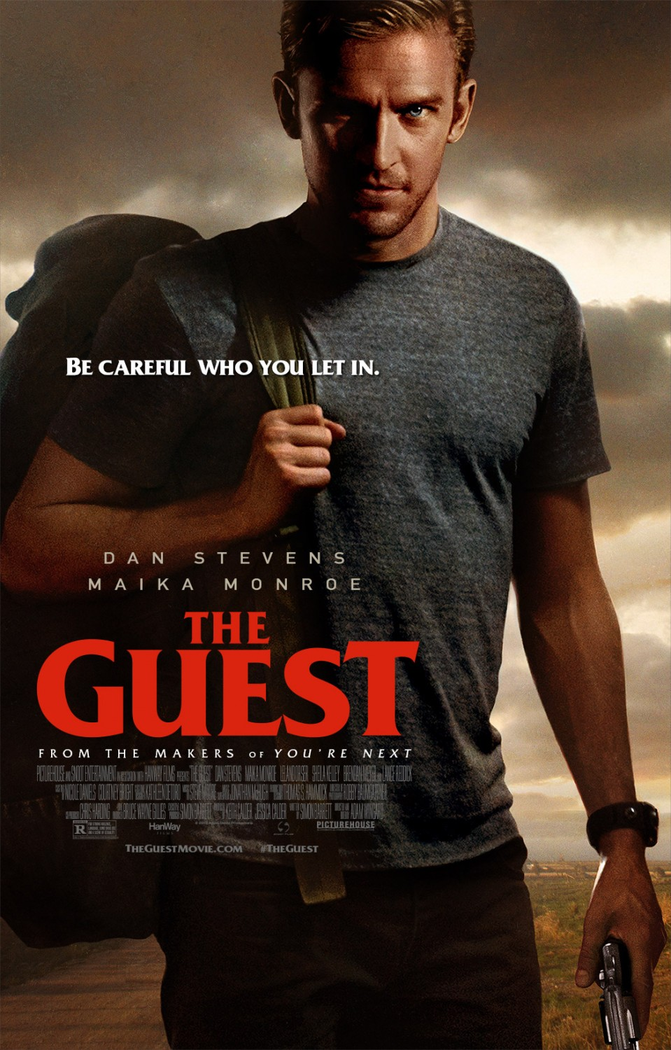 The Guest-Official Poster Banner PROMO XLG-22AGOSTO2014-1