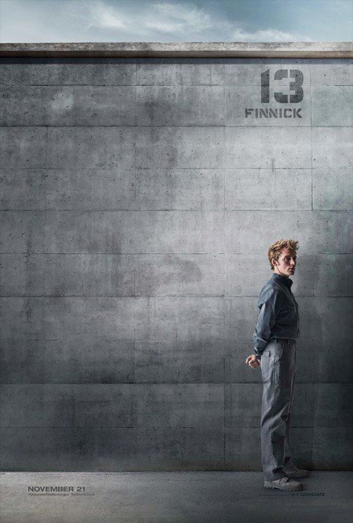 The Hunger Games Mockingjay Part 1-Official Poster Banner XLG-08AGOSTO2014-05
