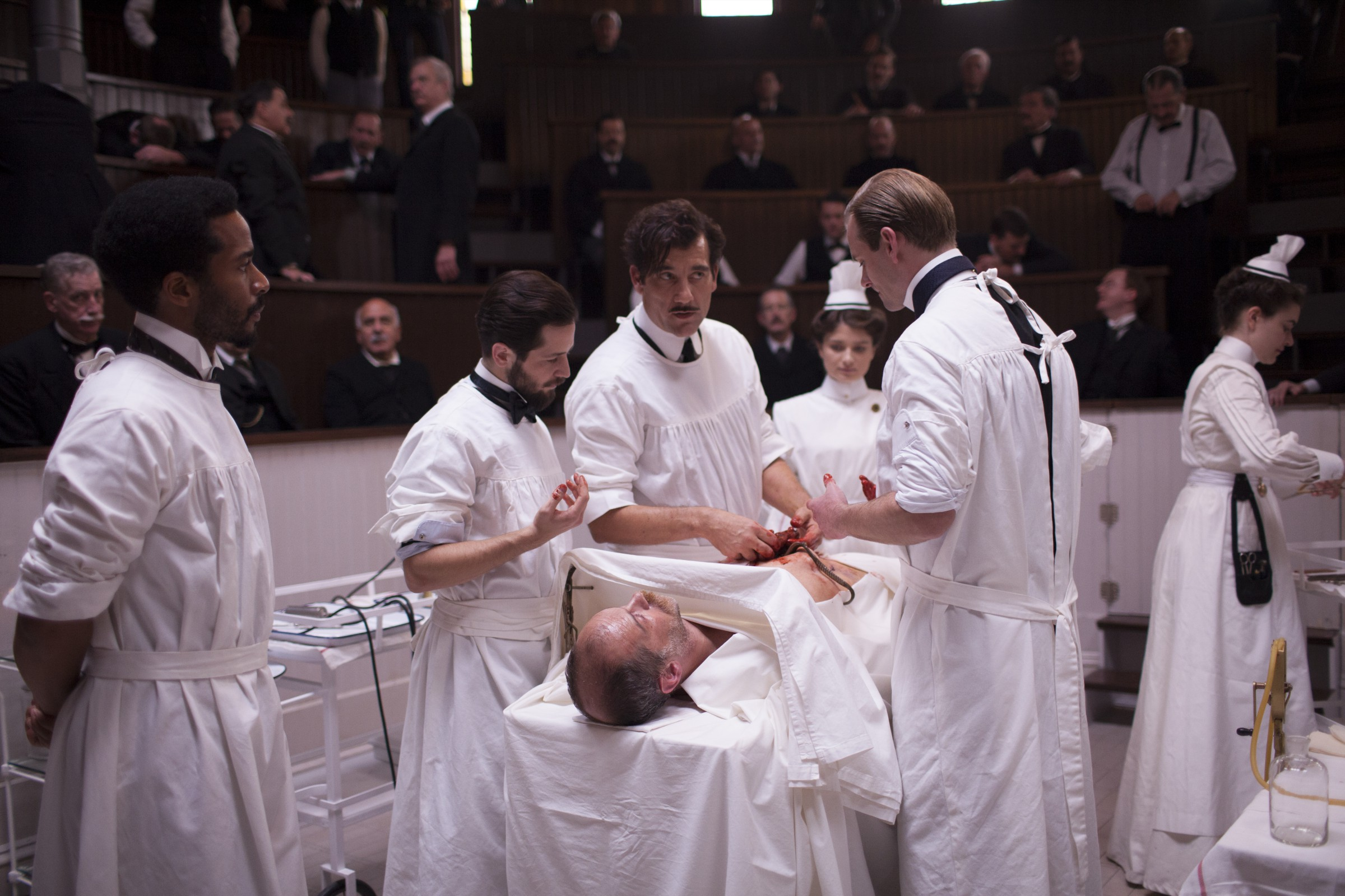 The Knick-Season 1-PROMO PHOTOS-04AGOSTO2014-02
