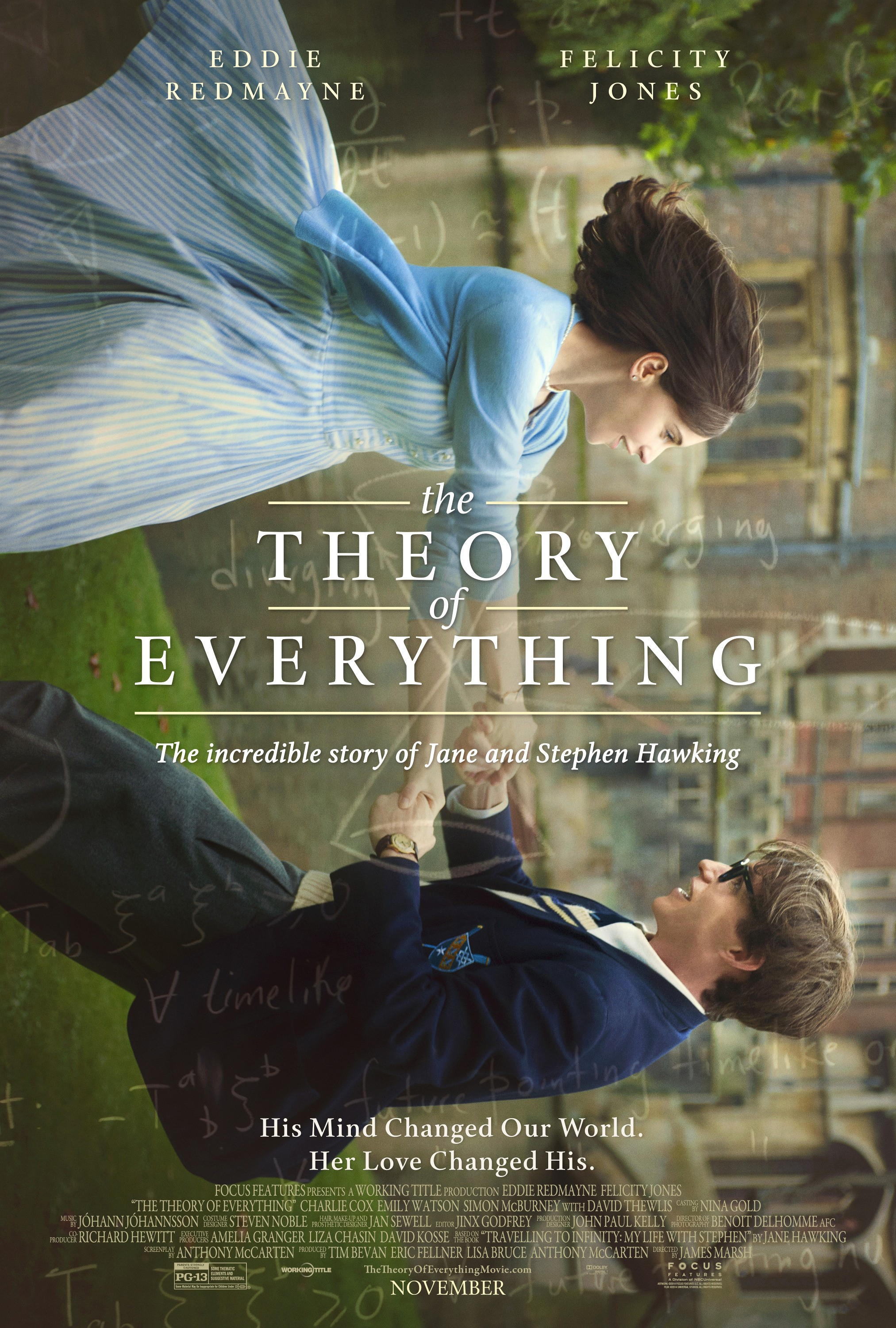 The Theory of Everything-Official Poster Banner PROMO XXLG-26AGOSTO2014