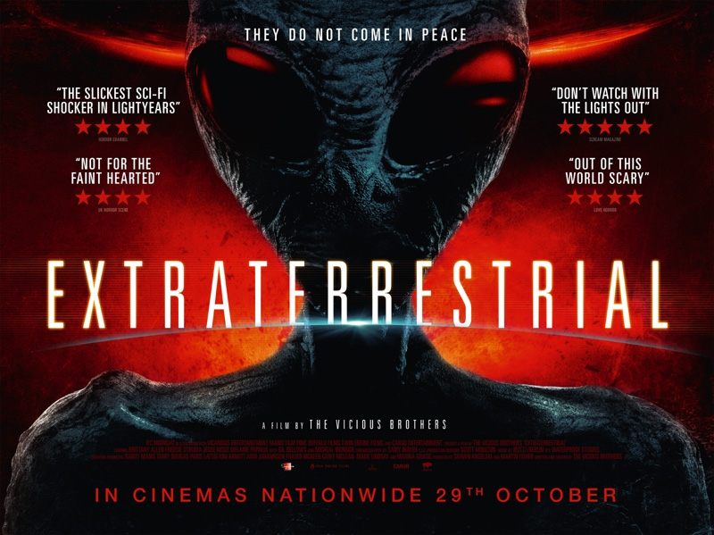 EXTRATERRESTRIAL-Official Poster Banner PROMO-29SETEMBRO2014-01