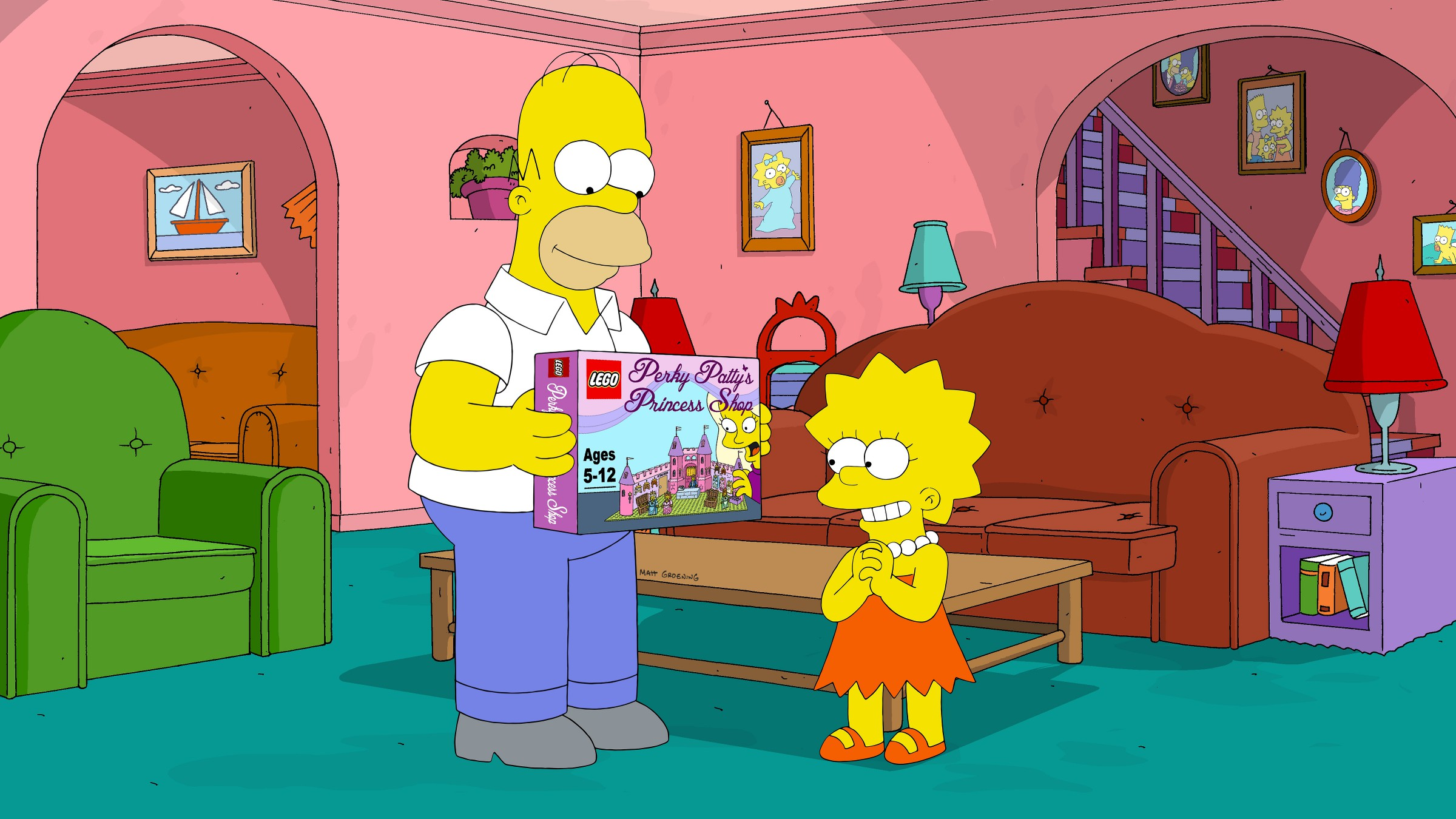 FOX-Os Simpsons-Brick Like Me-15SETEMBRO2014-01