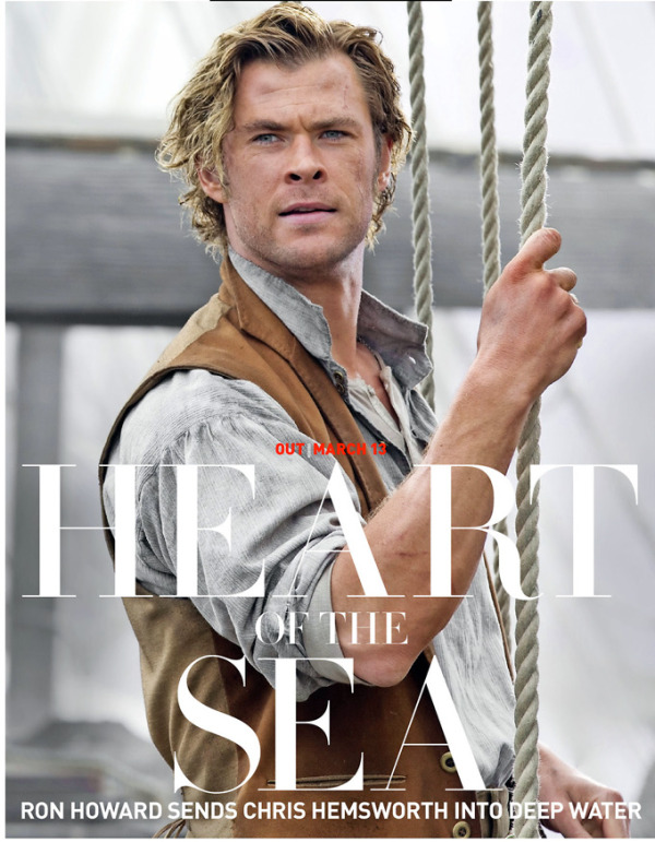 Heart of the Sea-Official Poster Banner PROMO-09SETEMBRO2014