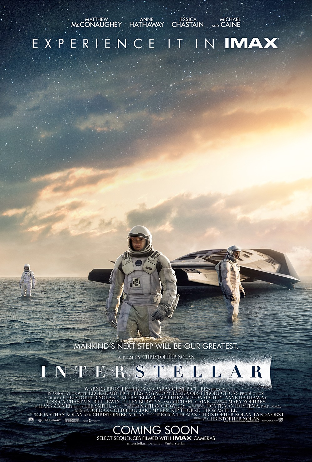 Interstellar-Official Poster Banner PROMO XLG-23SETEMBRO2014-01