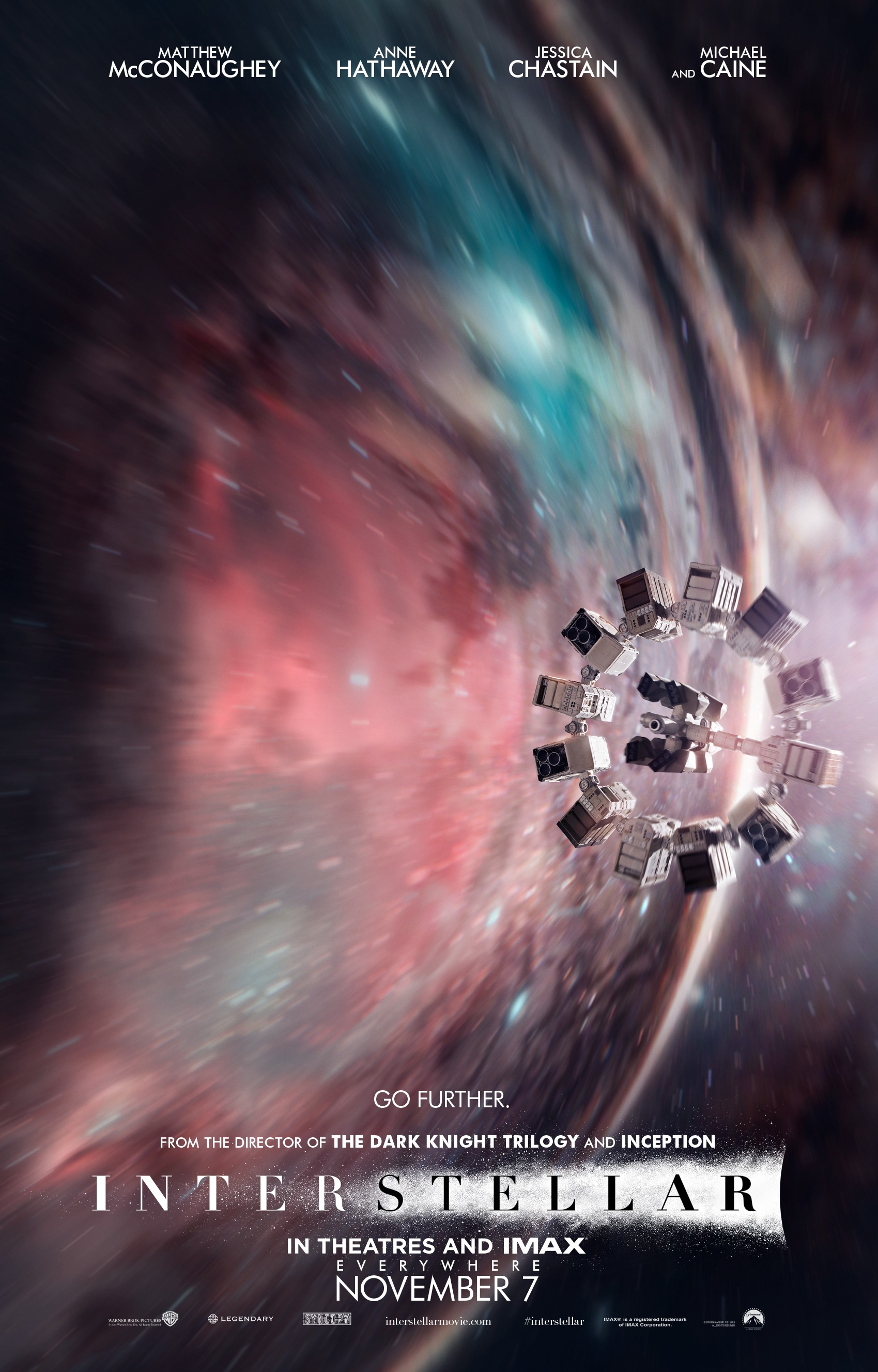 Interstellar-Official Poster Banner PROMO XXLG-19SETEMBRO2014-01