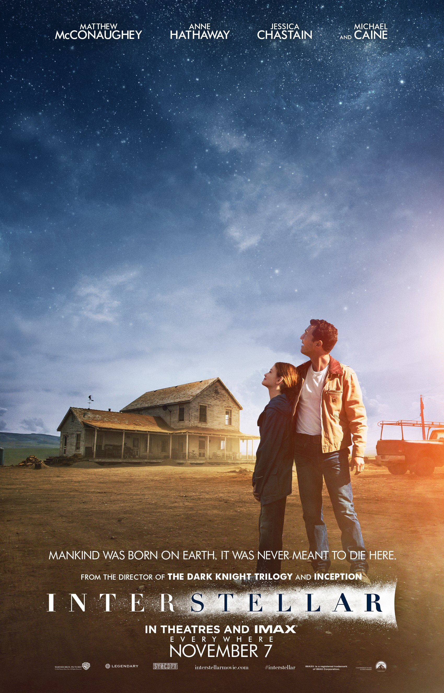 Interstellar-Official Poster Banner PROMO XXLG-19SETEMBRO2014-02