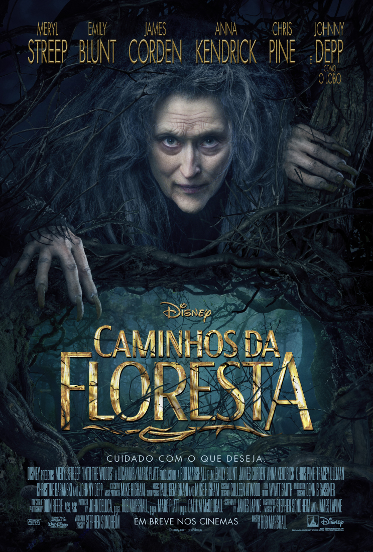 Into the Woods-Official Poster Banner BRASIL-25SETEMBRO2014