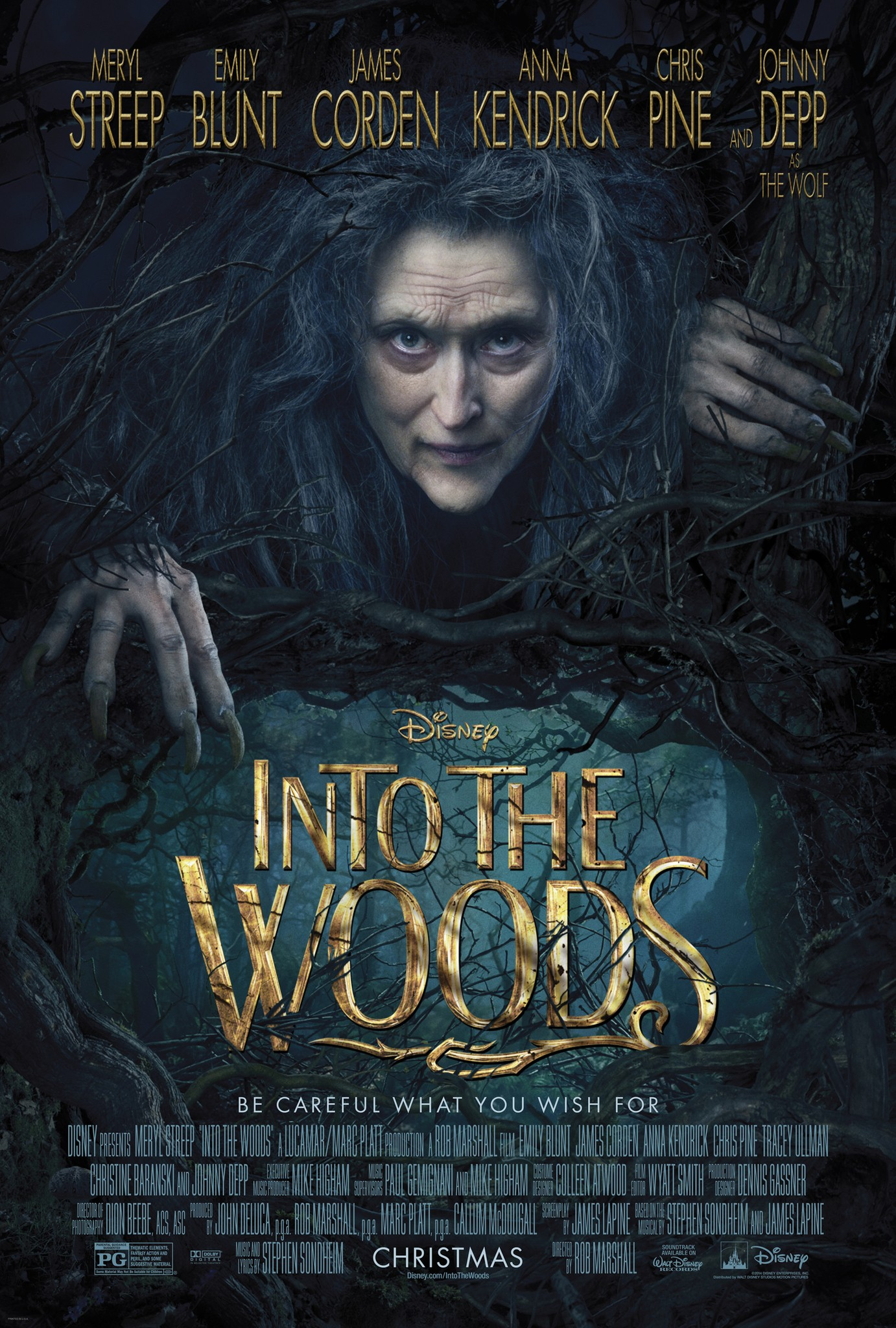Into the Woods-Official Poster Banner PROMO XXLG-18SETEMBRO2014