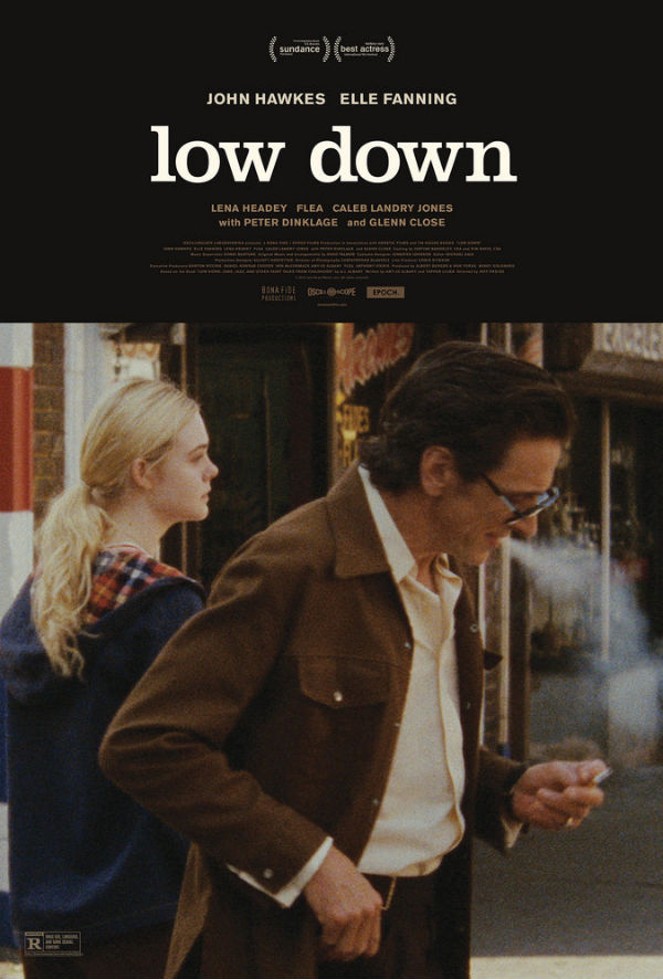 LOW DOWN-Official Poster Banner PROMO-22SETEMBRO2014