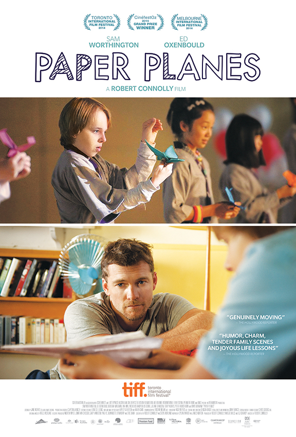 Paper Planes-Official Poster Banner PROMO-17SETEMBRO2014