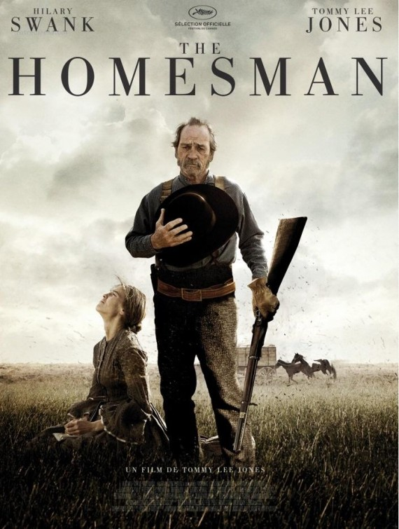 THE HOMESMAN-Official Poster Banner PROMO-02SETEMBRO2014-01