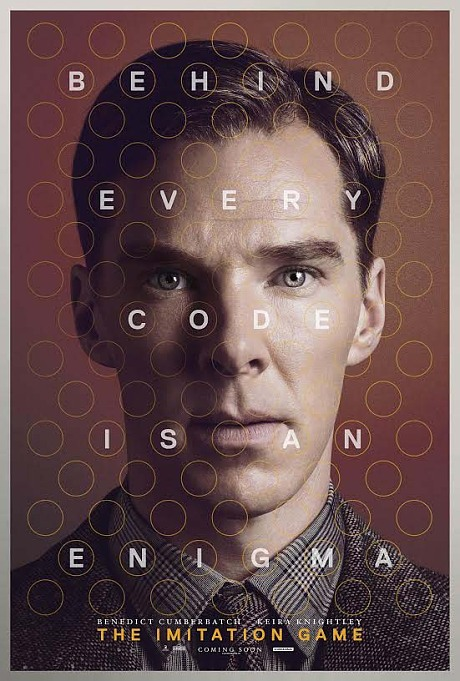THE IMITATION GAME-Official Poster Banner PROMO-30SETEMBRO2014