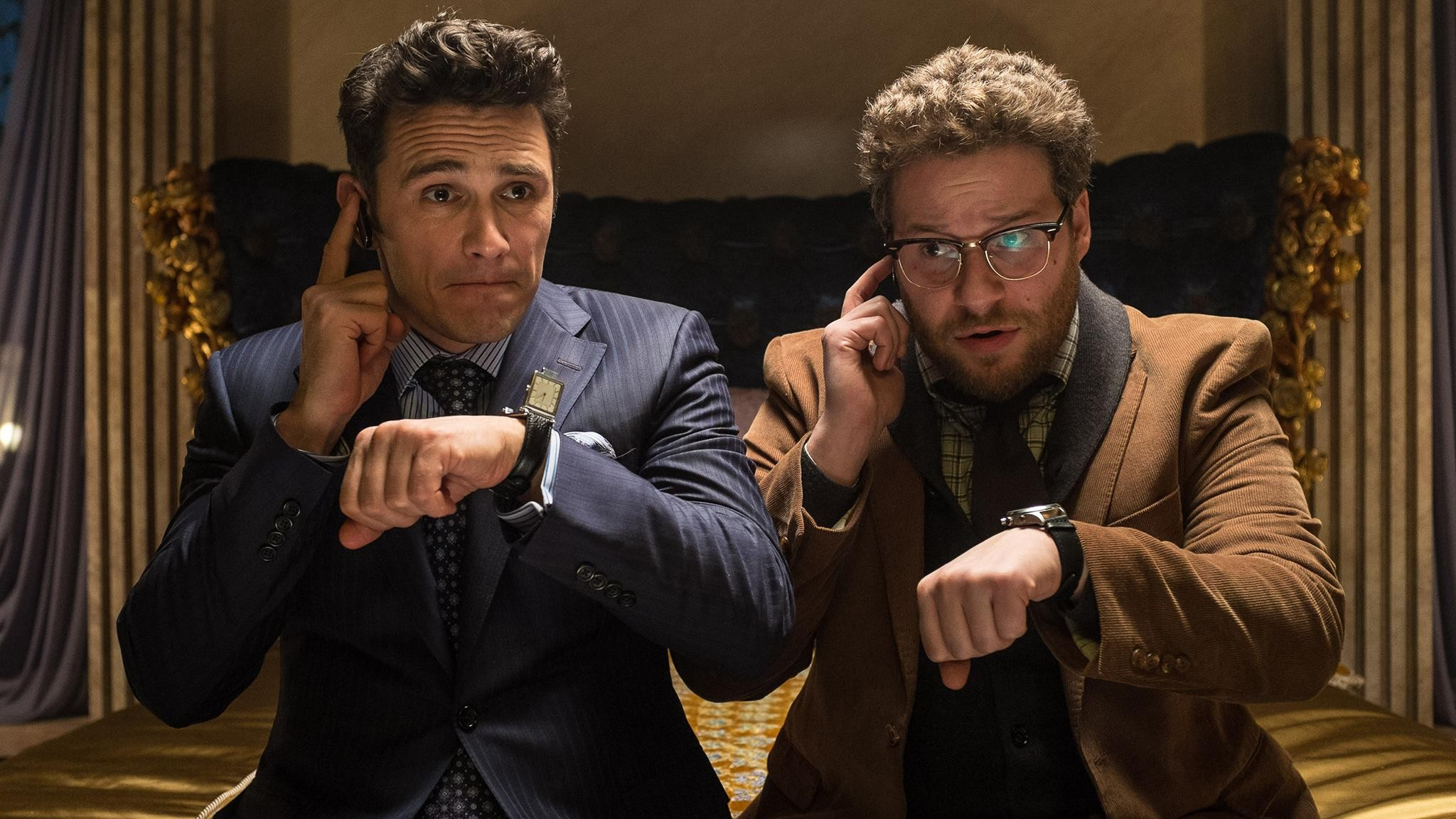 THE INTERVIEW-Official Poster Banner PROMO-23SETEMBRO2014