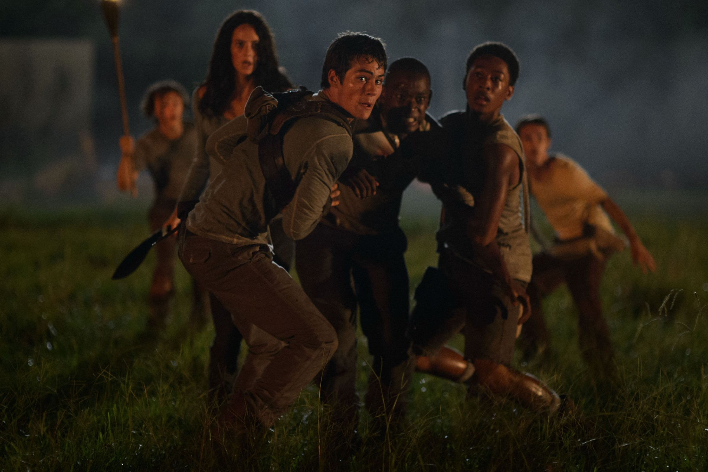THE MAZE RUNNER-Official Poster Banner PROMO-30ABRIL2014-07