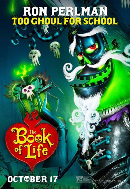 The Book of Life-Official Poster Banner PROMO-24SETEMBRO2014-01