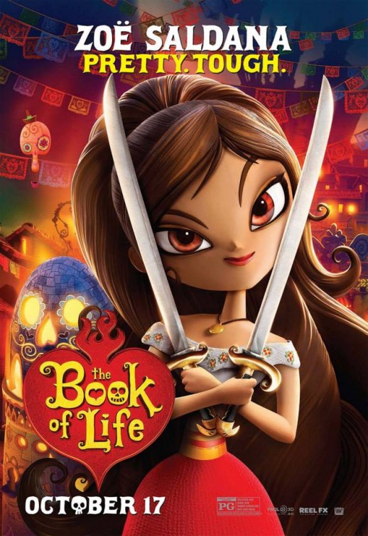 The Book of Life-Official Poster Banner PROMO-24SETEMBRO2014-02