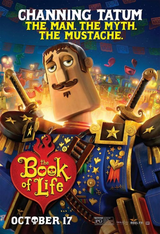The Book of Life-Official Poster Banner PROMO-24SETEMBRO2014-07