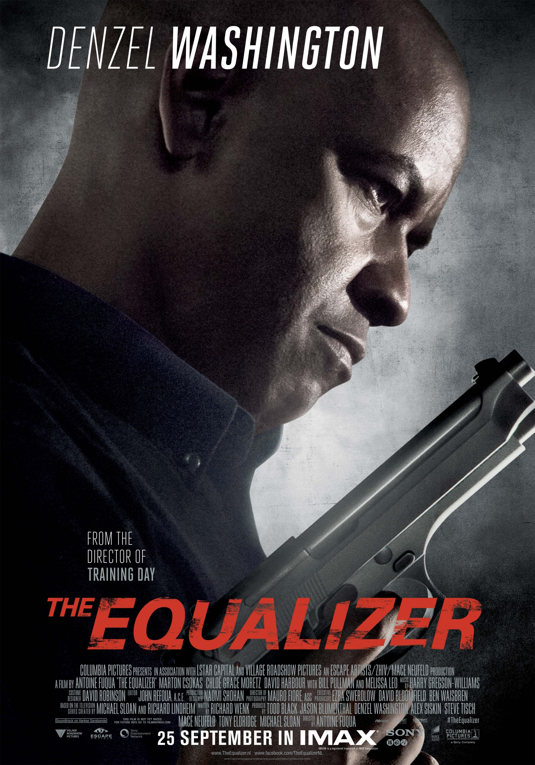 The Equalizer-Official Poster Banner PROMO XXLG-15JULHO2014