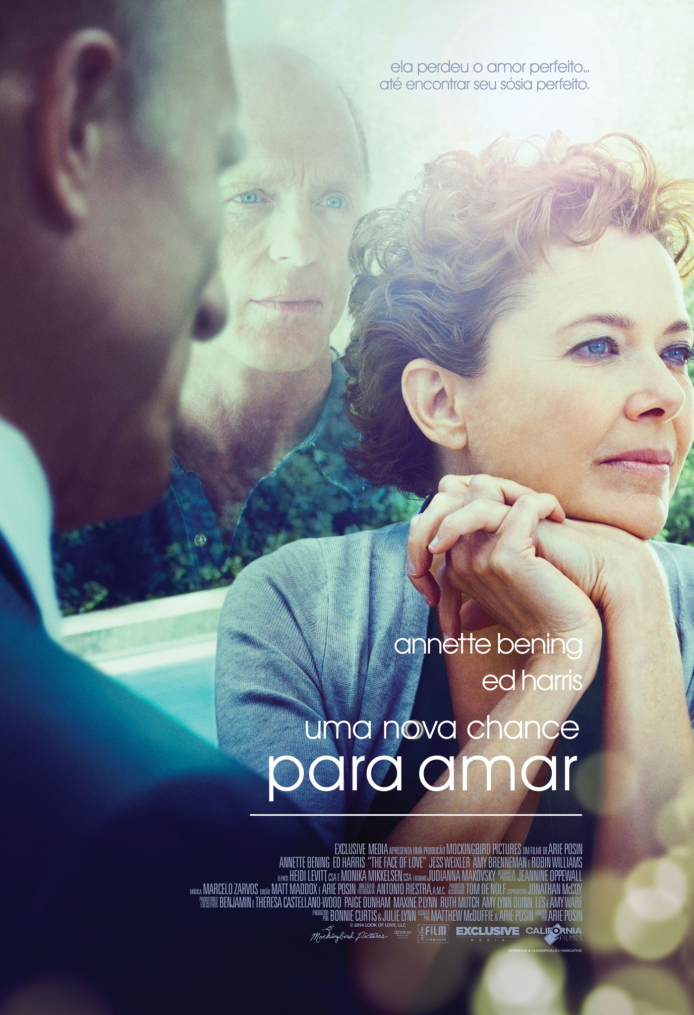 The Face of Love-Official Poster Banner PROMO-11SETEMBRO2014