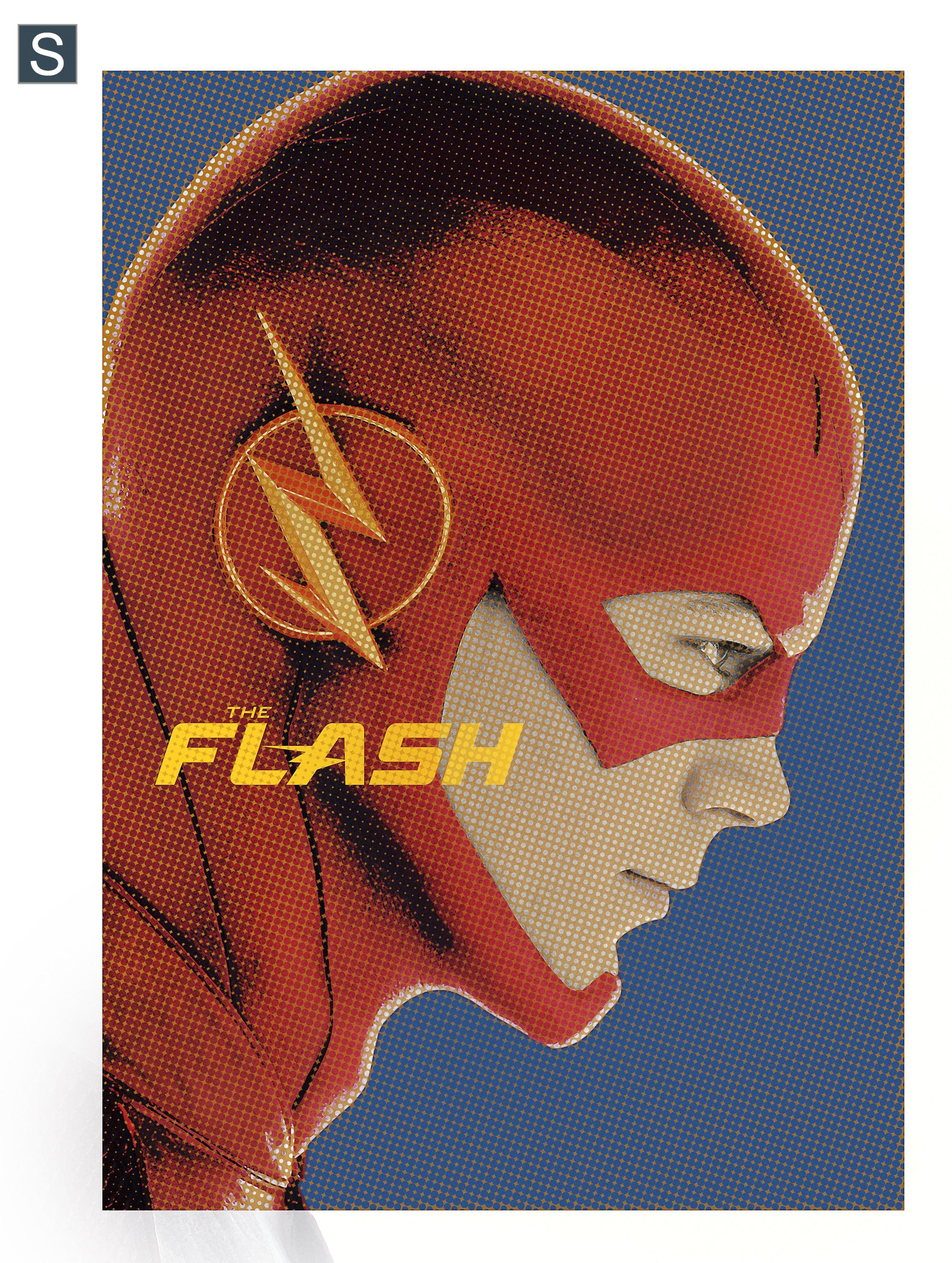 The Flash-Season 1-New Promotional Poster-03SETEMBRO2014-02