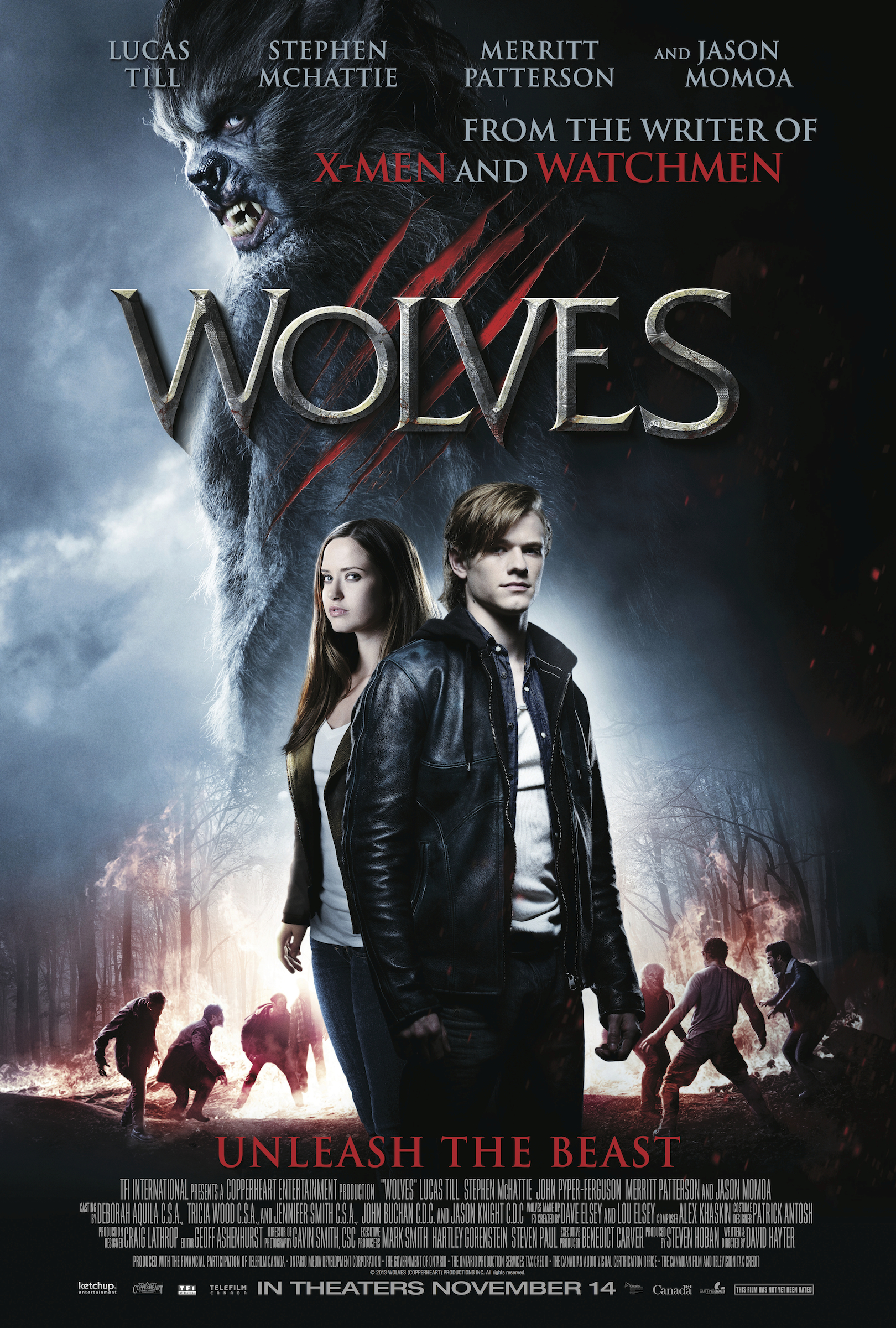 WOLVES-Official Poster Banner PROMO-19SETEMBRO2014