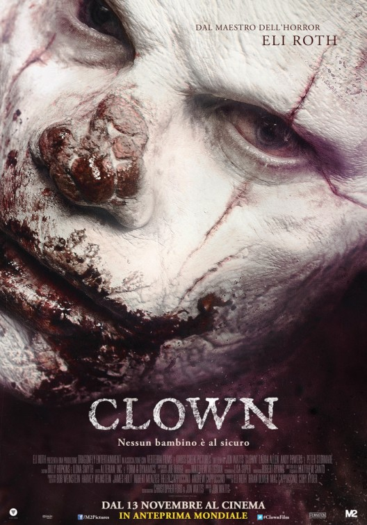 Clown-Official Poster INTERNACIONAL-31OUTUBRO2014-01