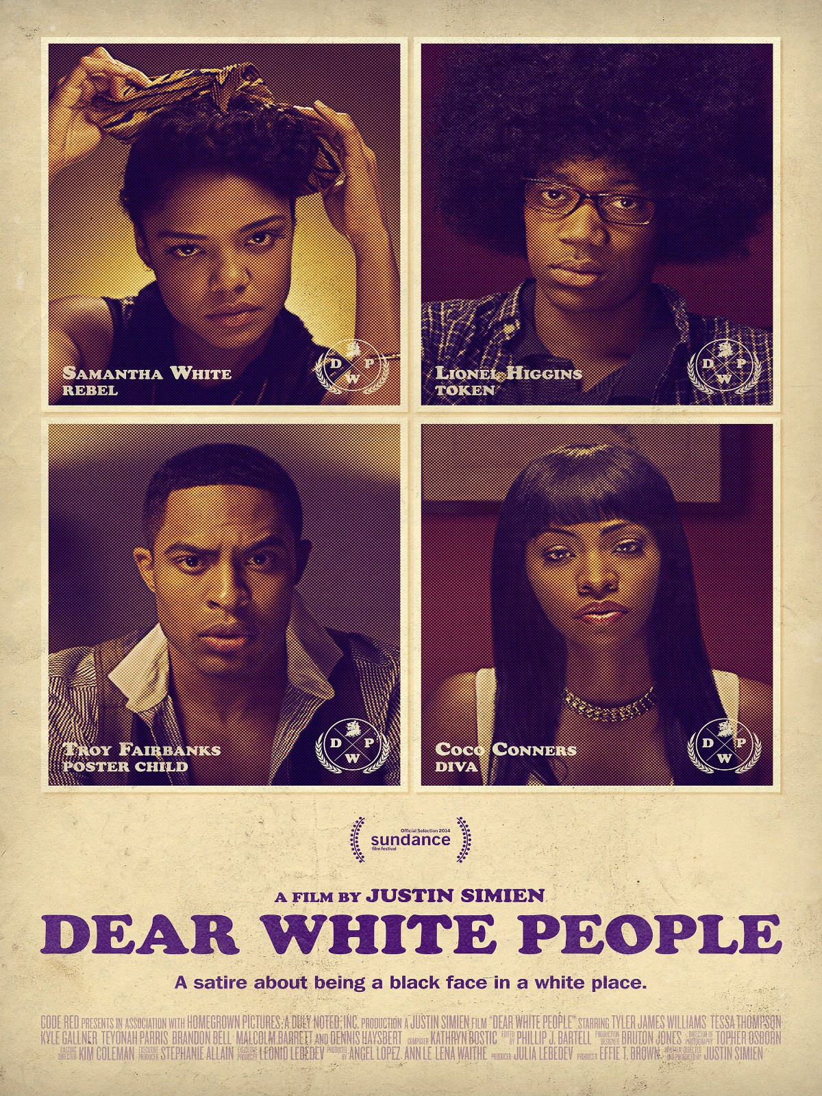 DEAR WHITE PEOPLE-Official Poster Banner-09OUTUBRO2014-01