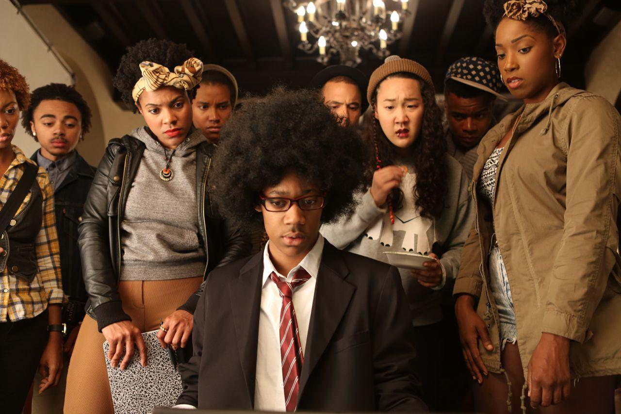 Dear White People-Official Poster Banner PROMO-09OUTUBRO2014-01