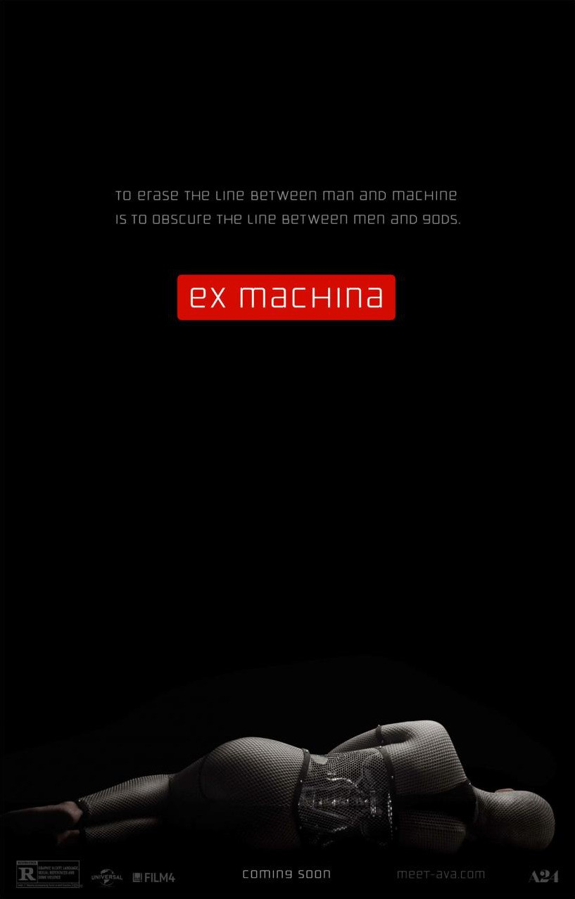 EX MACHINA-Official Poster XXLG-31OUTUBRO2014-01