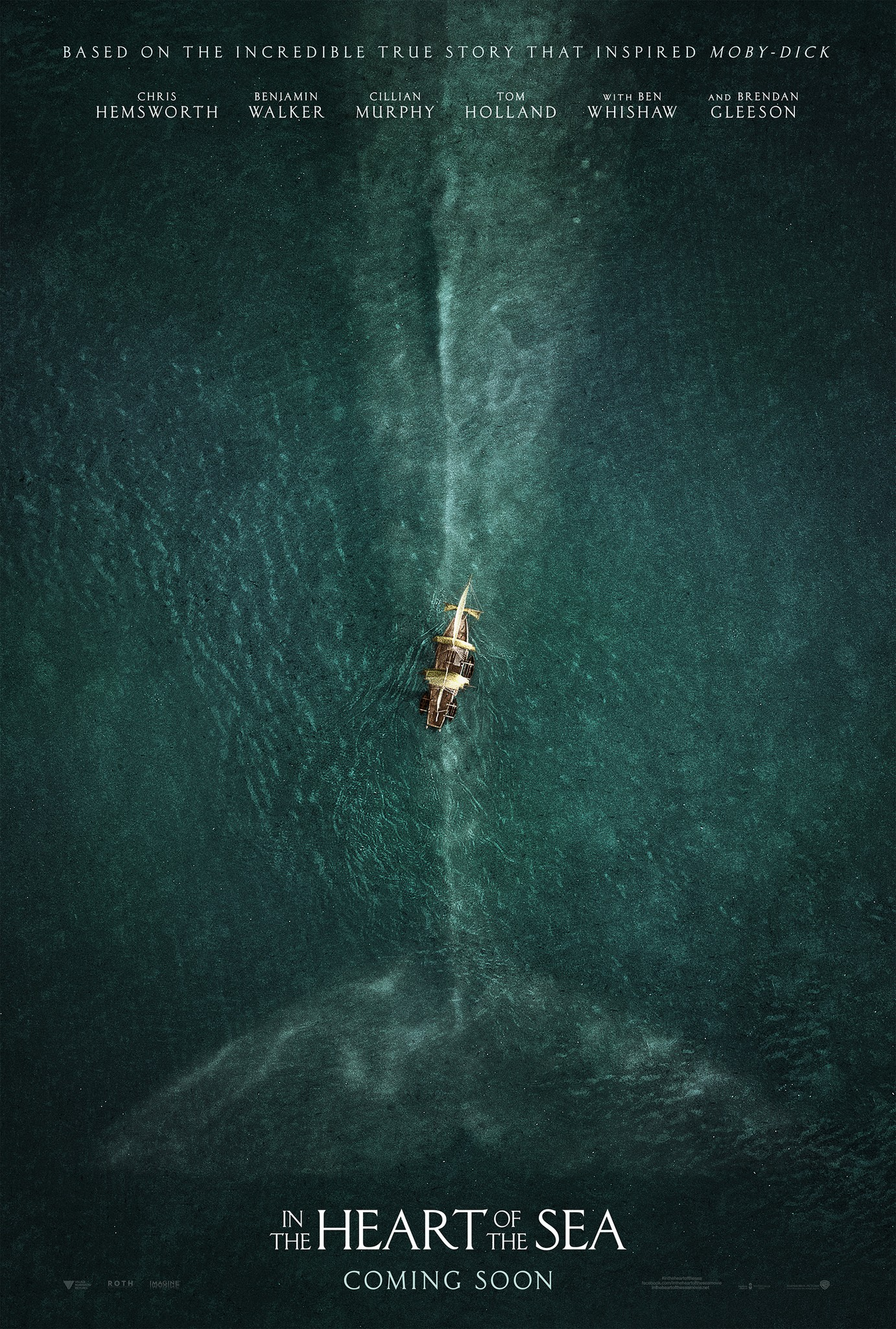 In the Heart of the Sea-Official Poster XXLG-21OUTUBRO2014