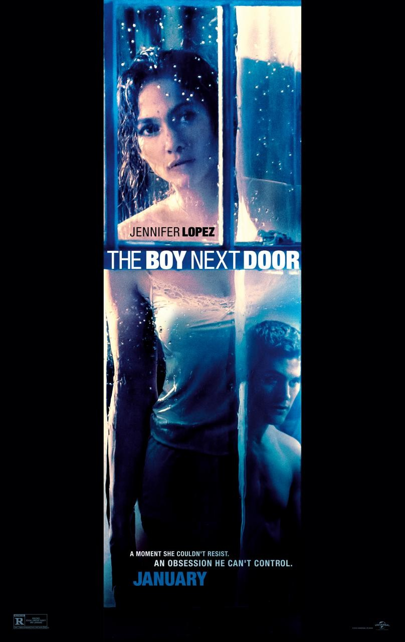 The Boy Next Door-Official Poster Banner PROMO XLG-15OUTUBRO2014