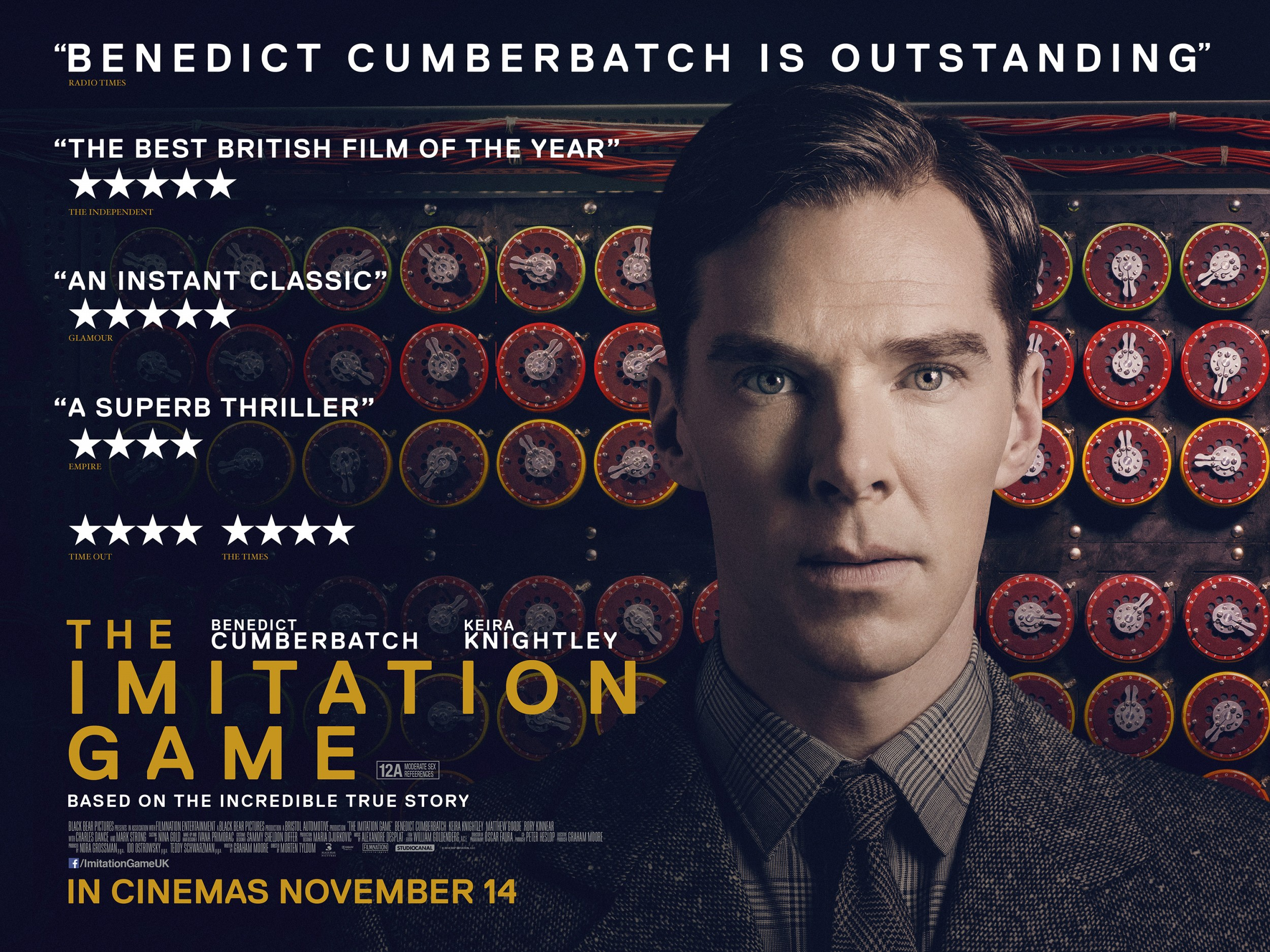 The Imitation Game-Official BANNER XXLG-22OUTUBRO2014