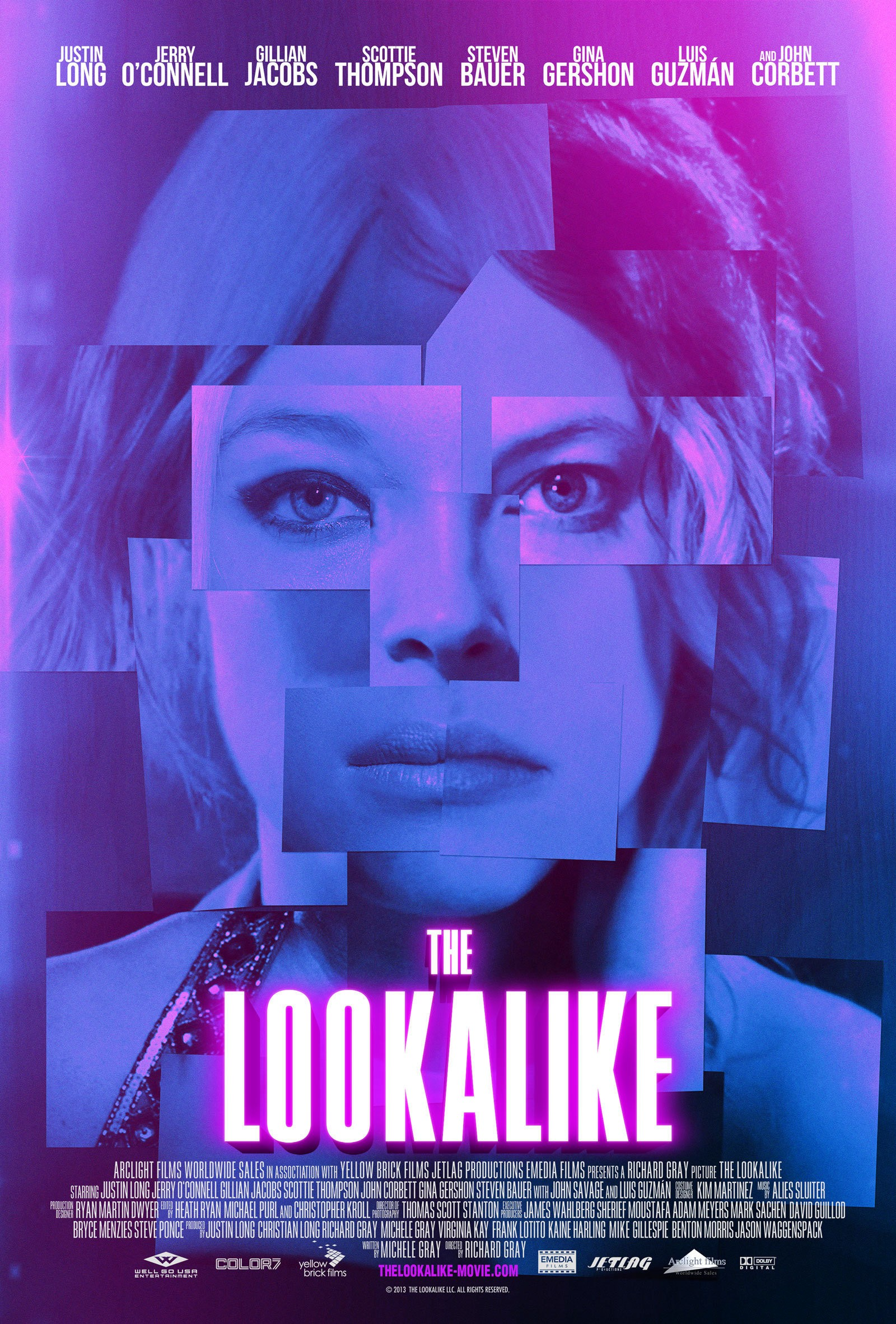 The Lookalike-Official Poster XXLG-15OUTUBRO2014-01