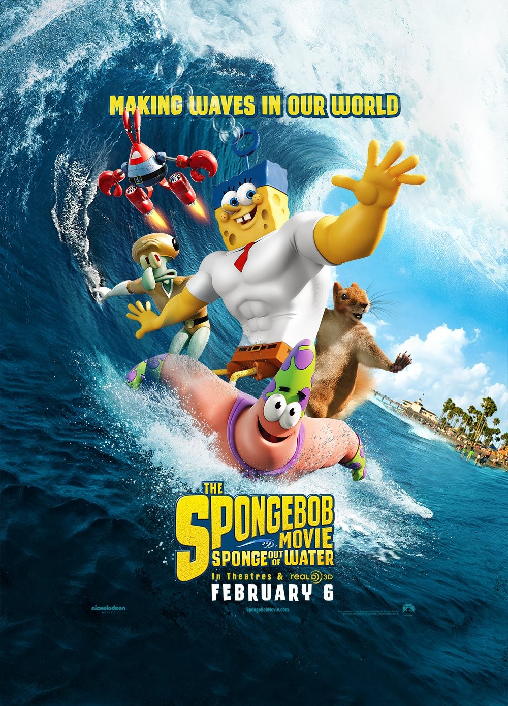 The SpongeBob Movie Sponge Out of Water-PROMO XLG-31OUTUBRO2014-01