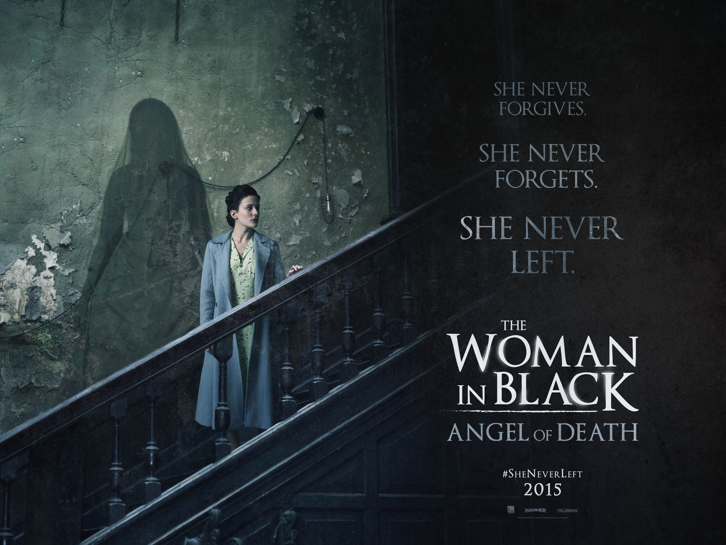 The Woman in Black Angel of Death-Official Poster XXLG-13OUTUBRO2014-01