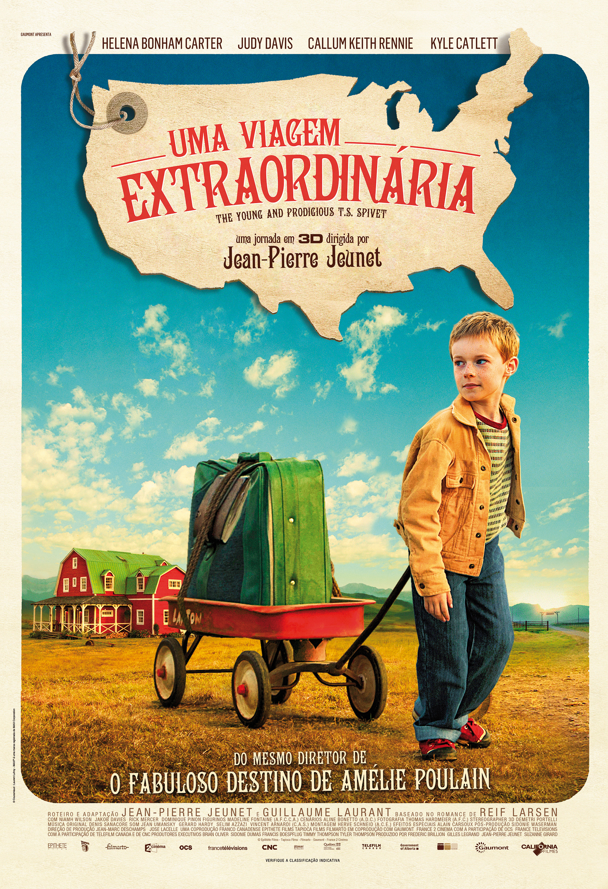 The Young and Prodigious T.S. Spivet-PROMO-06OUTUBRO2014-01