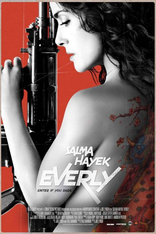 Everly-Official Poster Banner PROMO-10NOVEMBRO2014