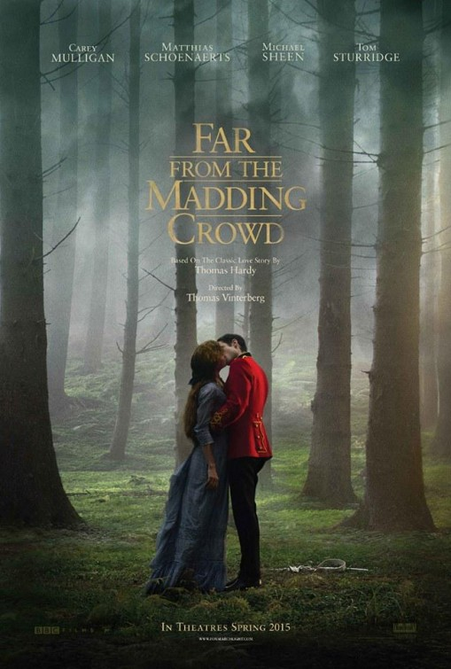 FAR FROM THE MADDING CROWD-Official Poster Banner-24NOVEMBRO2014