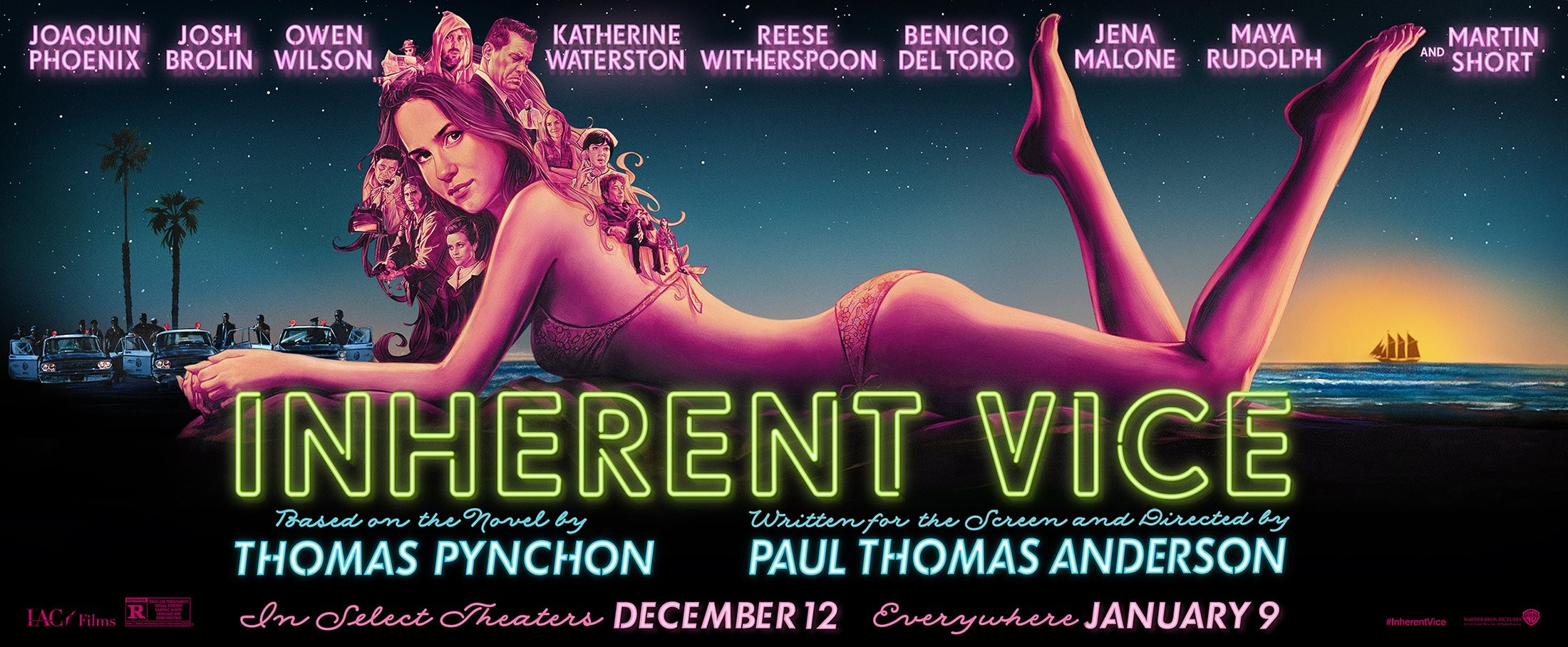 Inherent Vice-Official Poster XXLG-18NOVEMBRO2014-01