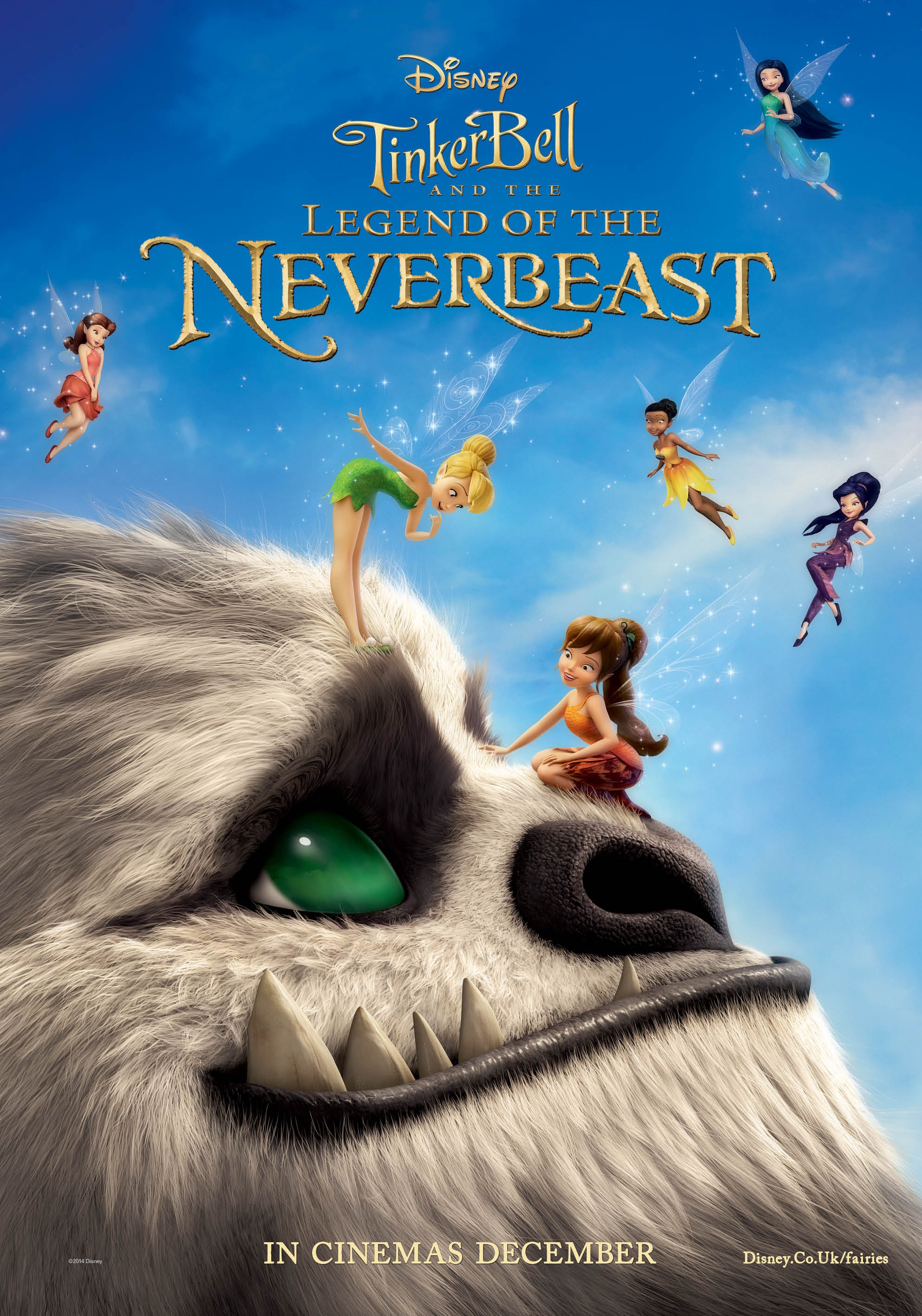 Legend of the Neverbeast-Official Poster XXLG-12NOVEMBRO2014